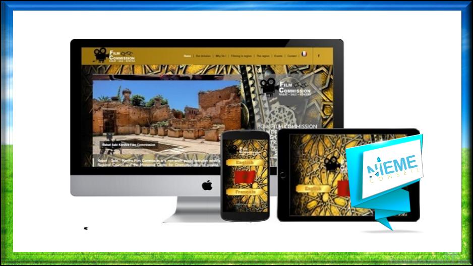 site web film comission morocco
