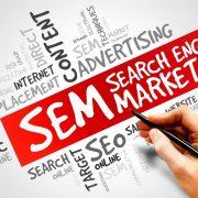référencement payant SEM SEO agence web rabat