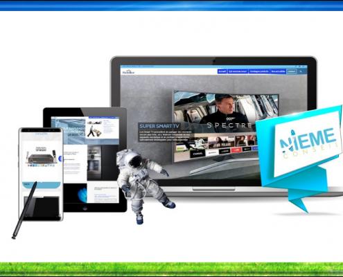 création site web rabat maroc