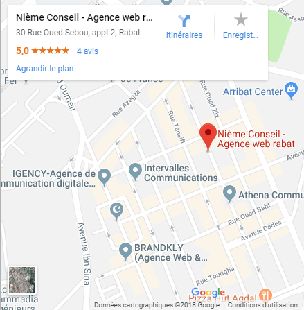 agence digitale au maroc