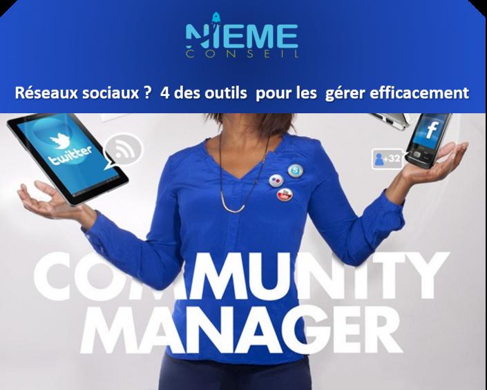 gestion Réseaux sociaux au maroc