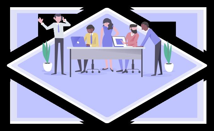 Prestations community management maroc