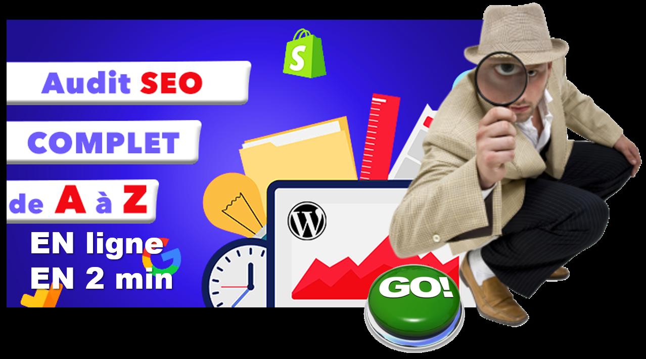 AUDITE SEO Agence web rabat