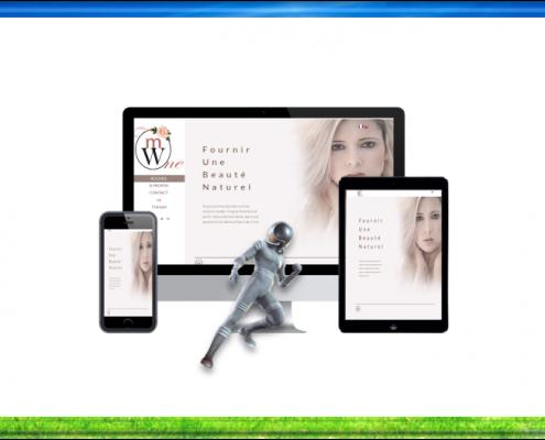 création site web rabat mw-one