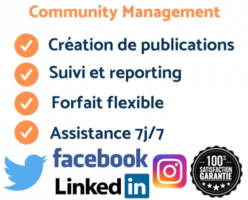Community management Maroc