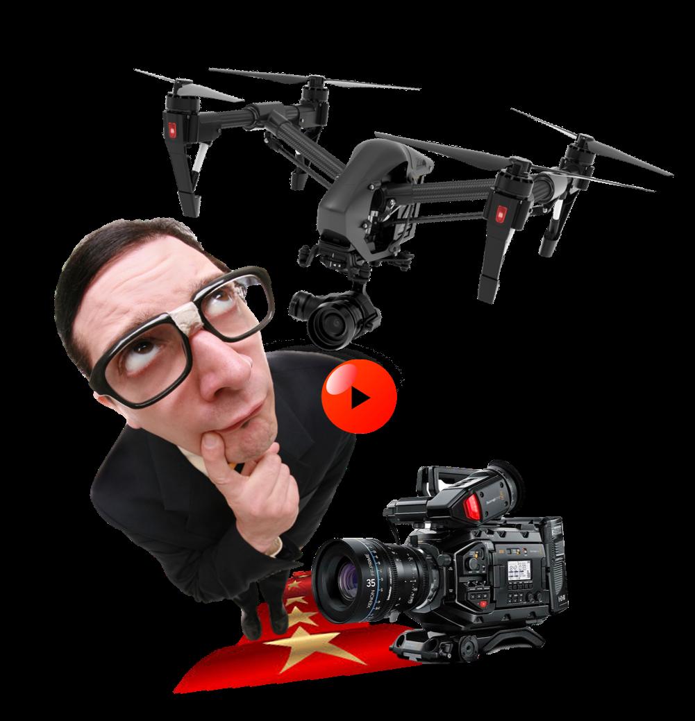 Création vidéos professionnelle au Maroc