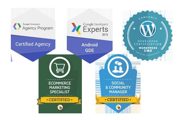 Agence web Maroc certifié