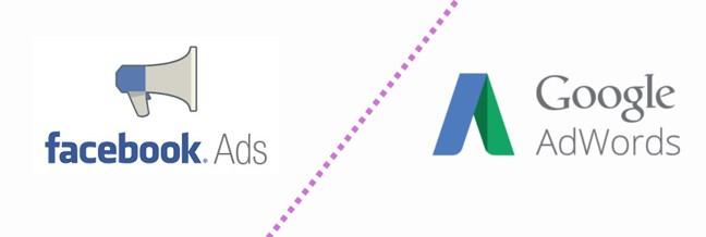 google ads et facebook ads