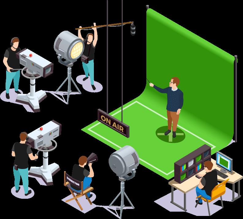 Création vidéos d'entreprise Maroc